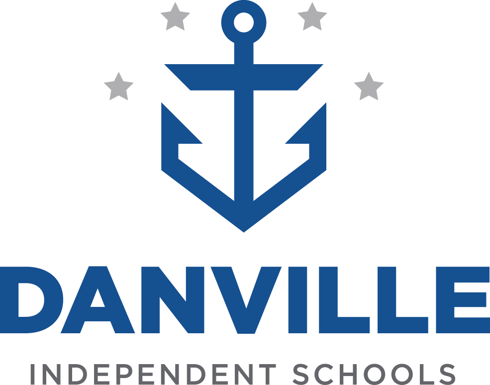 Danville Kentucky Independent School District Logo.